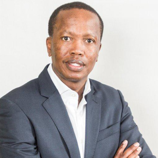 Thabo Seopa - AfriGIS Chairperson